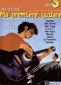MA PREMIERE METHODE DE GUITARE + CD --- GUITARE