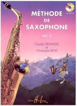 METHODE DE SAXOPHONE VOL.2 + CD --- SAXOPHONE
