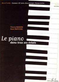 LE PIANO DANS TOUS SES ECLATS --- PIANO