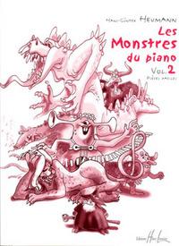 LES MONSTRES DU PIANO VOL.2 --- PIANO