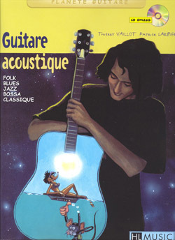 GUITARE ACOUSTIQUE + CD --- GUITARE