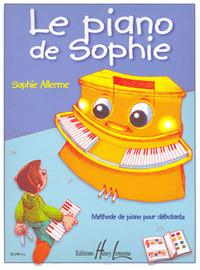 LE PIANO DE SOPHIE --- PIANO