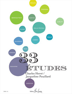 ETUDES (33) --- PIANO