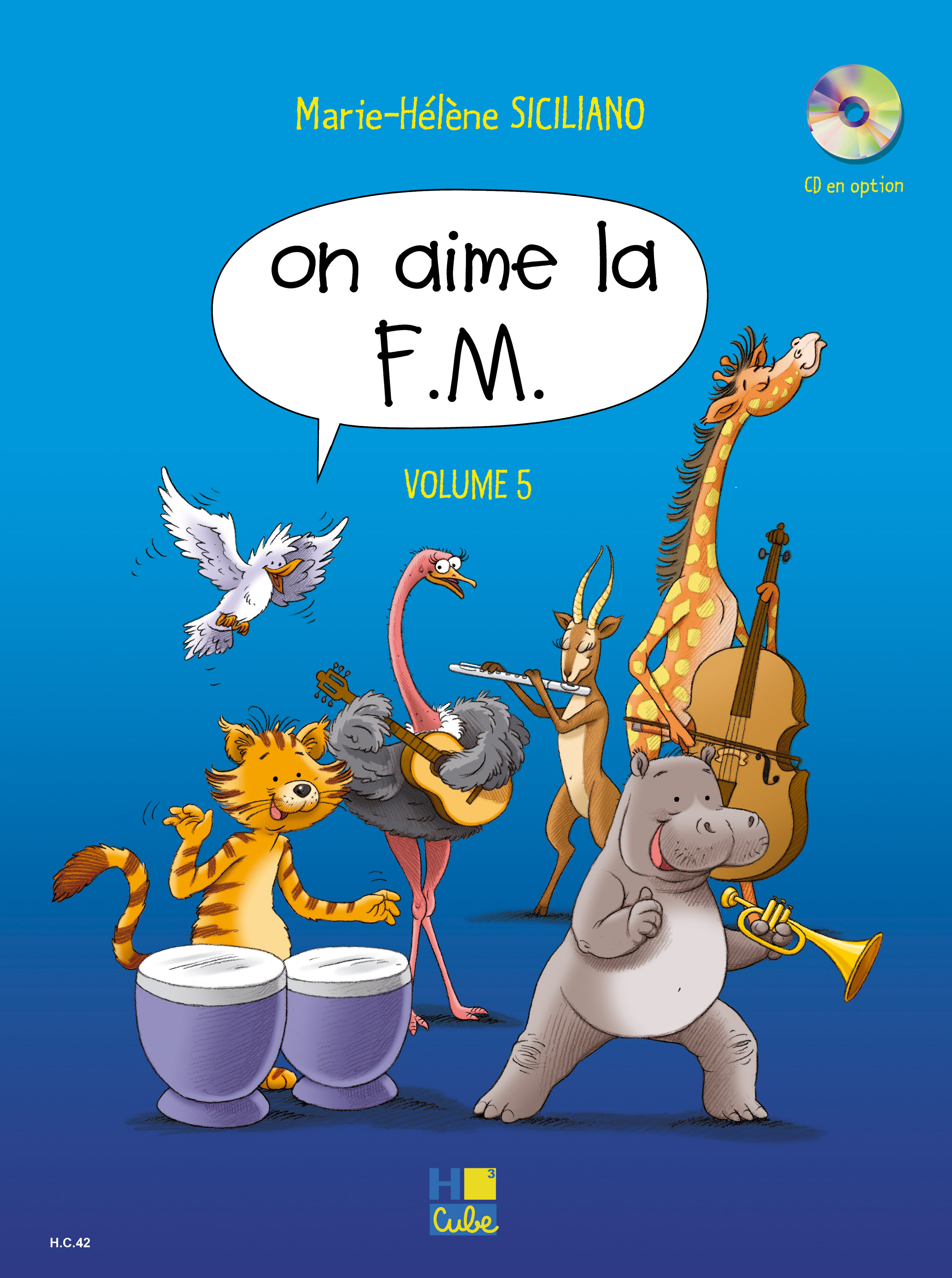ON AIME LA FM VOL.5 --- FORMATION MUSICALE