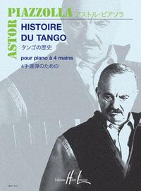 HISTOIRE DU TANGO --- PIANO 4 MS