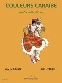 COULEURS CARAIBE --- CLARINETTE ET PIANO