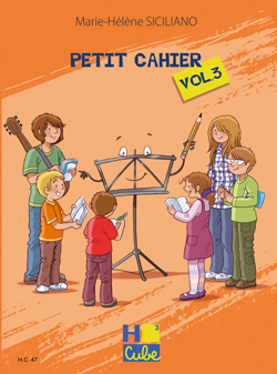 PETIT CAHIER VOL.3 --- FORMATION MUSICALE
