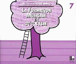 LA FORMATION MUSICALE VOL.7 --- FORMATION MUSICALE