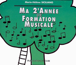 MA 2EME ANNEE DE FORMATION MUSICALE --- FORMATION MUSICALE - CD