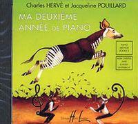 MA DEUXIEME ANNEE DE PIANO --- PIANO