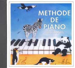 METHODE DE PIANO DEBUTANTS --- PIANO