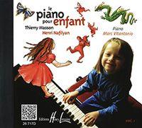 PIANO POUR ENFANT VOL.1 --- PIANO