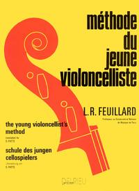 METHODE DU JEUNE VIOLONCELLISTE --- VIOLONCELLE