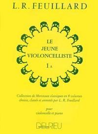 LE JEUNE VIOLONCELLISTE VOL.1A --- VIOLONCELLE