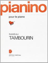 TAMBOURIN - PIANINO 35 --- PIANO