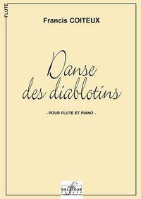 DANSE DES DIABLOTINS POUR FLUTE ET PIANO