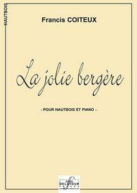LA JOLIE BERGERE POUR HAUTBOIS ET PIANO