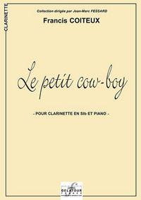 LE PETIT COW-BOY POUR CLARINETTE ET PIANO