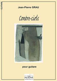 CONTRE-CIELS POUR GUITARE