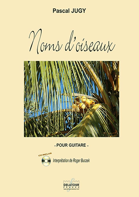 NOMS D'OISEAUX POUR GUITARE