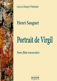 PORTRAIT DE VIRGIL POUR FLUTE