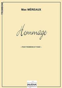 HOMMAGE POUR TROMBONE ET PIANO