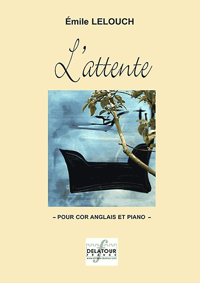 L'ATTENTE POUR COR ANGLAIS ET PIANO