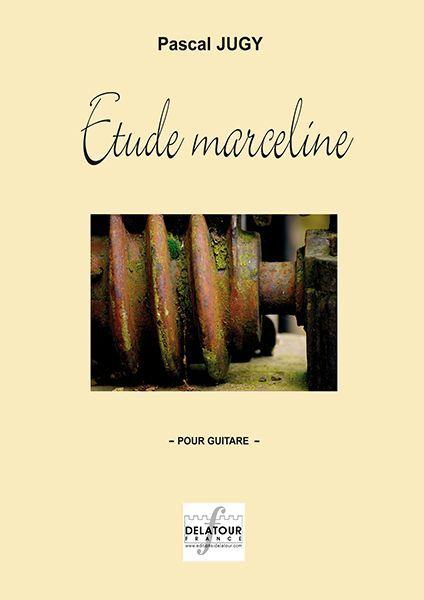 ETUDE MARCELINE POUR GUITARE