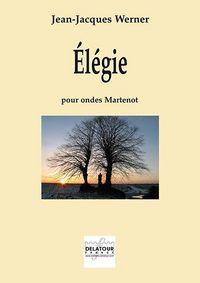 ELEGIE POUR ONDES MARTENOT