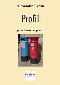 PROFIL POUR BASSON ET PIANO