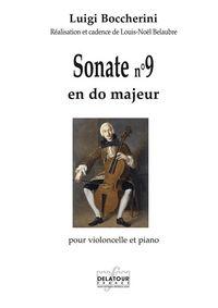 SONATE POUR VIOLONCELLE ET PIANO N 9