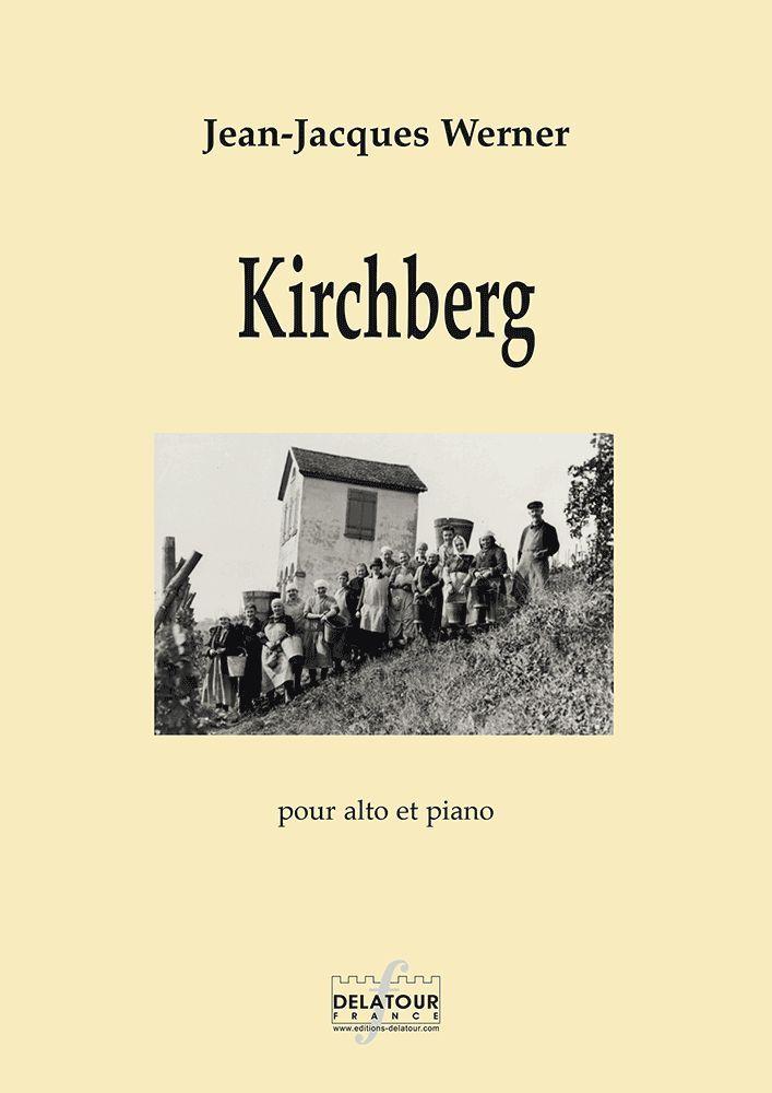 KIRCHBERG POUR ALTO ET PIANO