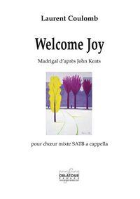 WELCOME JOY