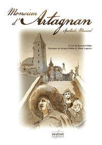 MONSIEUR D'ARTAGNAN MATERIEL ORCHESTRE