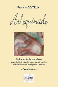 ARLEQUINADE (CONDUCTEUR)