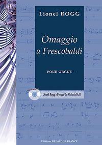 OMAGGIO A FRESCOBALDI POUR ORGUE
