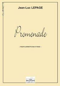 PROMENADE POUR CLARINETTE ET PIANO