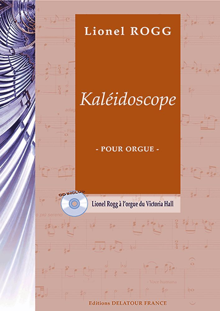 KALEIDOSCOPE POUR ORGUE