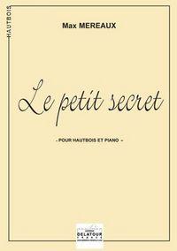 LE PETIT SECRET POUR HAUTBOIS ET PIANO