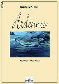 ARDENNES POUR ORGUE
