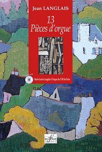 13 PIECES D'ORGUE