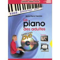 LE PIANO DES ADULTES