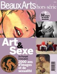 ART ET SEXE. 2000 ANS D'IMAGES ET DE SEXUALITE