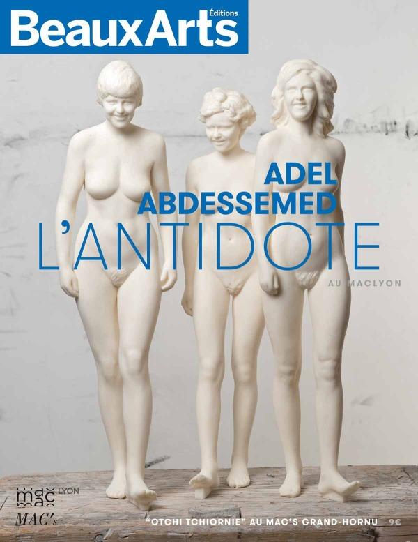 ADEL ABDESSEMED : L'ANTIDOTE - AU MAC LYON