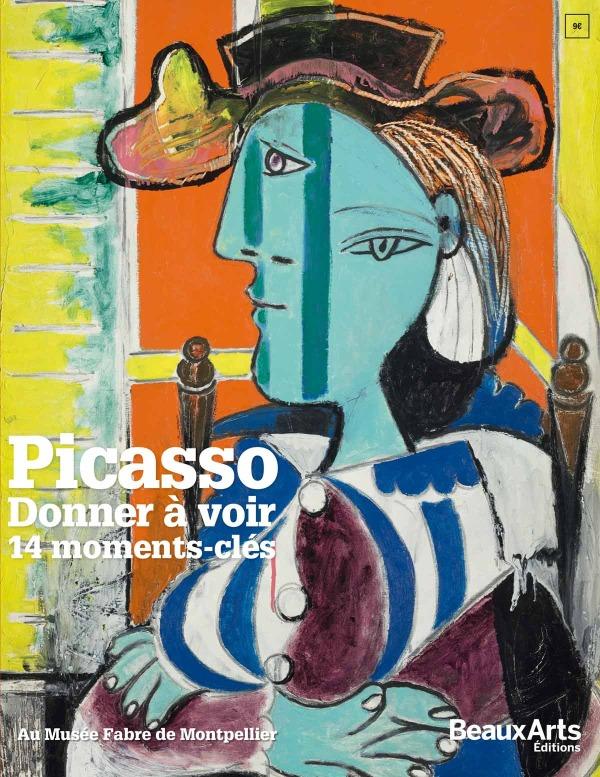 PICASSO - DONNER A VOIR 14 MOMENTS-CLES
