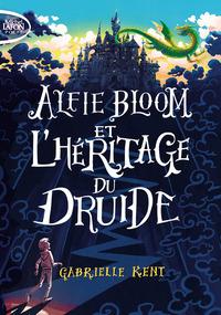 ALFIE BLOOM - TOME 1 ET L'HERITAGE DU DRUIDE