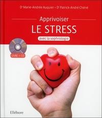 APPRIVOISER LE STRESS AVEC LA SOPHROLOGIE - LIVRE + CD
