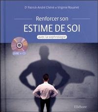 RENFORCER SON ESTIME DE SOI AVEC LA SOPHROLOGIE - LIVRE + CD