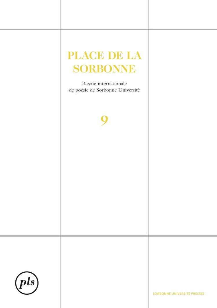 PLACE DE LA SORBONNE 9