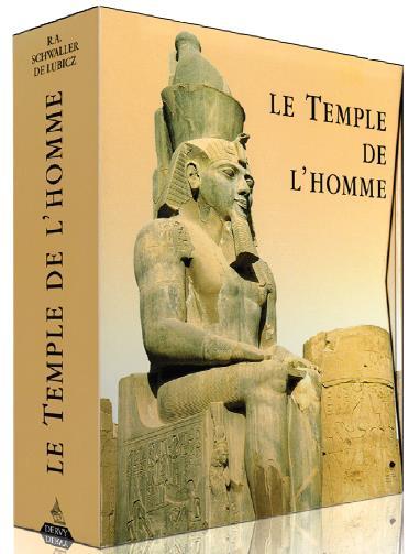 TEMPLE DE L'HOMME - COFFRET (LE)